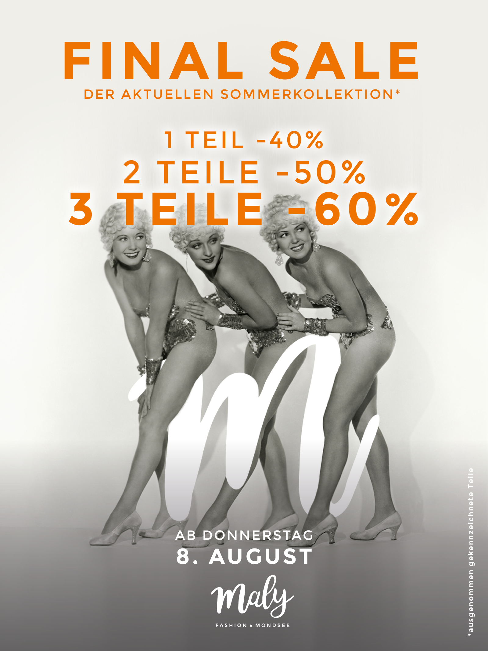 Maly Sale AUG19 FB und WEB